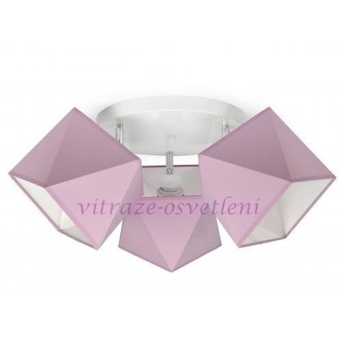 Dětský stropní lustr Lux299-G3