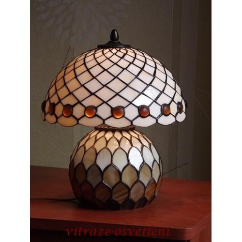 Stolní Tiffany lampička PSH 25