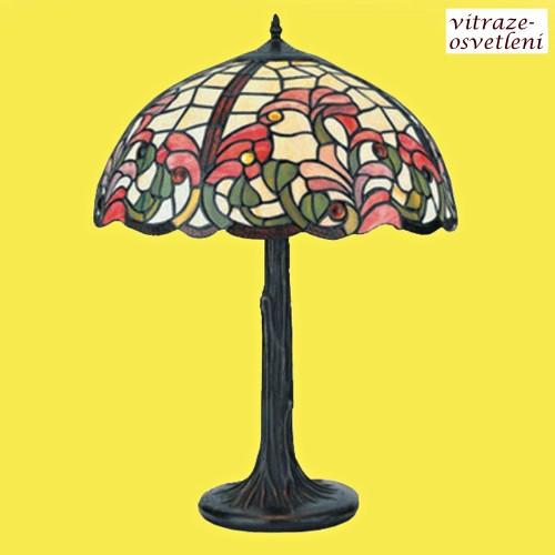 Tiffany stolní lampa G-K161330