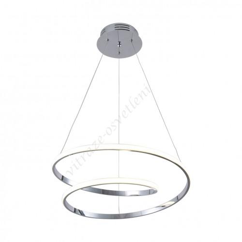 Lustr závěsný LED KI-8047 Iluze CHrom-45W/3150 lm