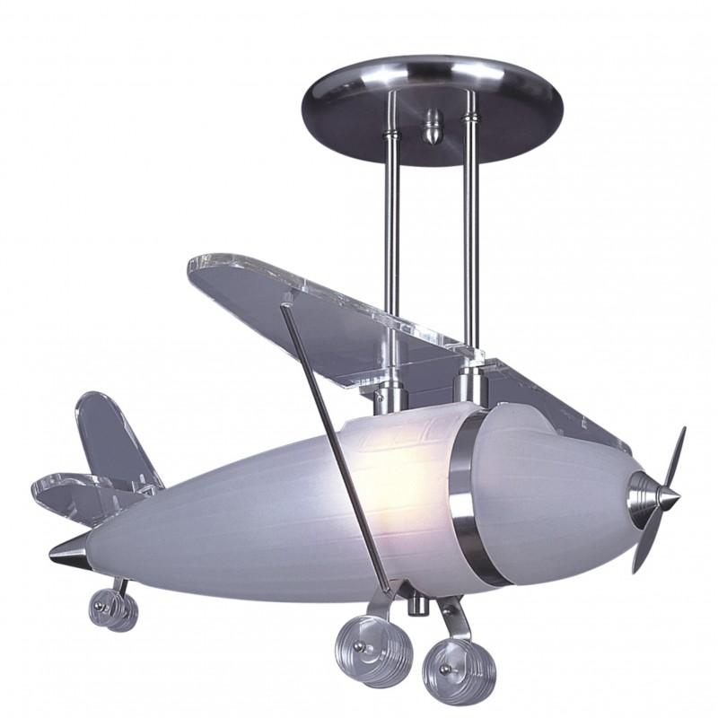 Dětský lustr Letadlo M-KX118-1A