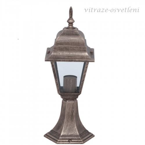 Zahradní lampa 15019S/N, 1xE27/60W