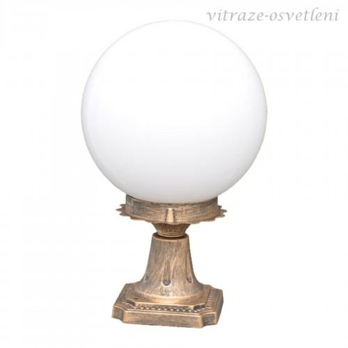 Zahradní lampa 15035S2, v.34 cm, 1xe27/60W
