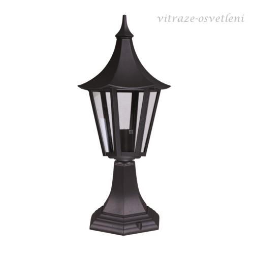 Zahradní lampa 15010SC, 1xE27/60W