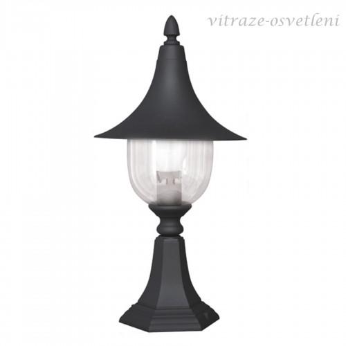 Zahradní lampa 15038SC, 1xE27/60W