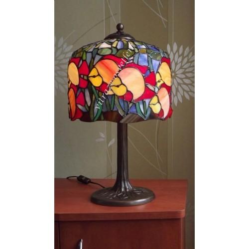 Tiffany stolní lampa Rybičky PSR 25 (VO)
