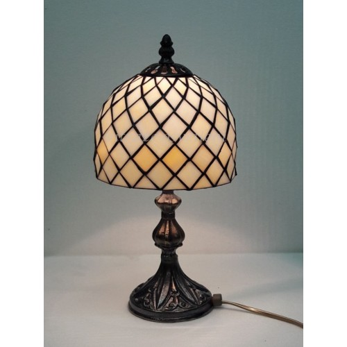 Tiffany stolní lampička PK17