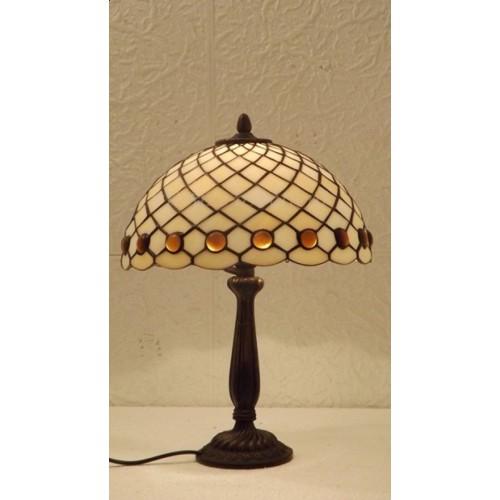 Tiffany stolní lampička PK25 (VO)