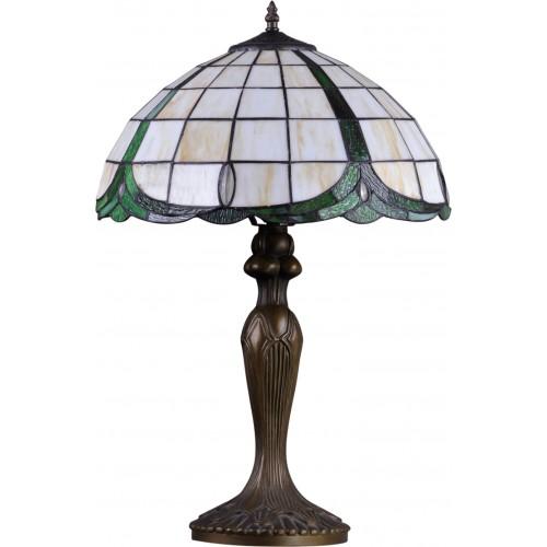 Vitrážová stolní lampa G-K162166