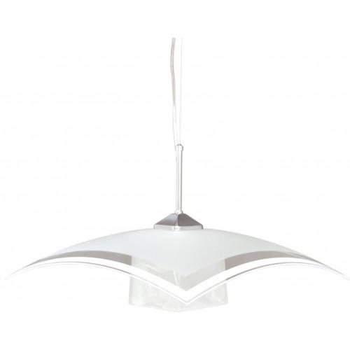 Kuchyňský závěsný lustr 1520 KZ5-90 bílý