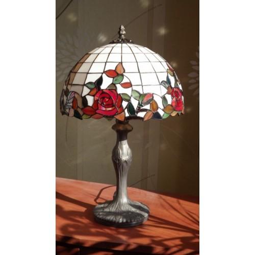 Vitrážová stolní lampa PSRC 30