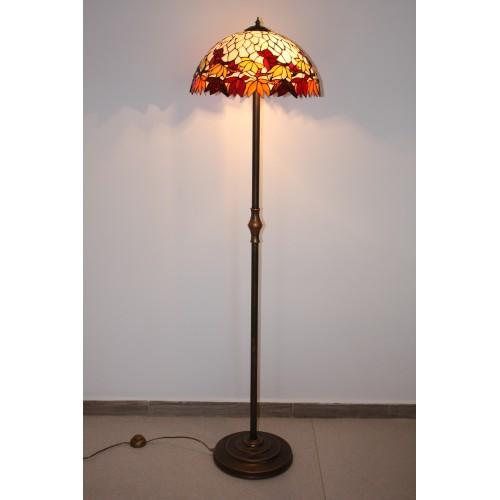 Vitrážová stojací lampa L2PK 40