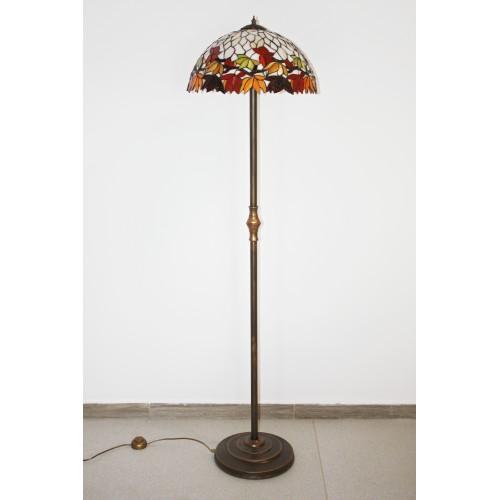 Vitrážová stojací lampa L2PK 40 (VO)