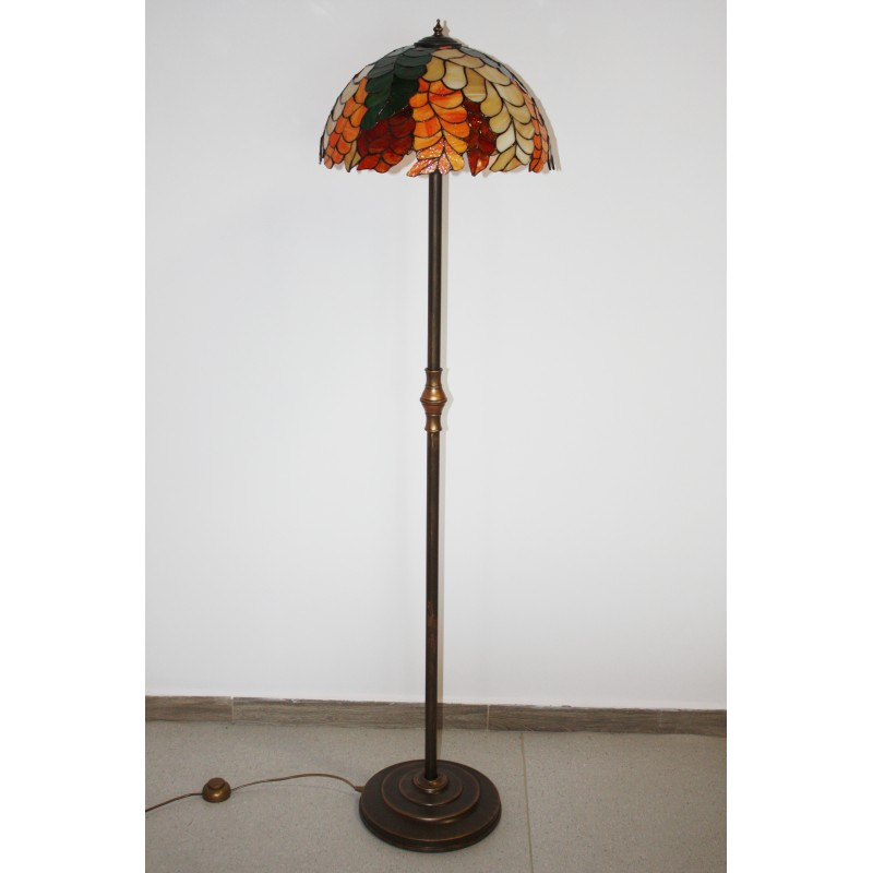 Vitrážová stojací lampa L2PW 40