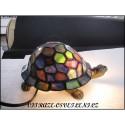 Vitrážová stolní lampička Z2 Želva