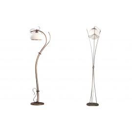 Stojací lampy klasické a moderní