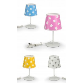 Dětské stolní lampy