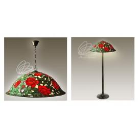 Vitrážová svítidla De Luxe - na objednávku
